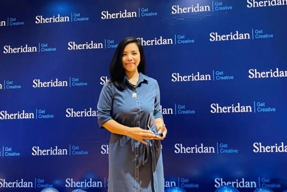 Du Học Hoàng Kim Phát vinh dự nhận Top Agent Award từ trường Sheridan College