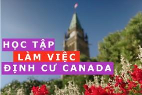 Cách định cư Canada dễ dàng nhất