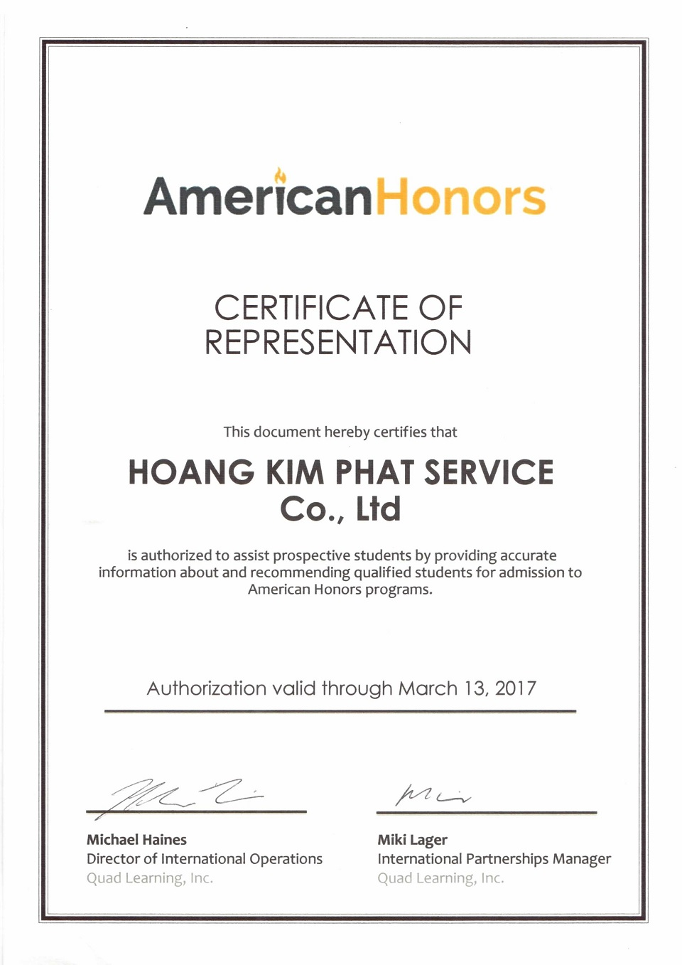 American_Honors
