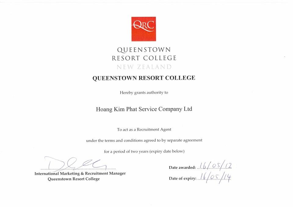 Queenstown_Resort_College